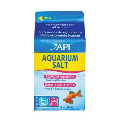 API Fish Aquarium Salt 454gm