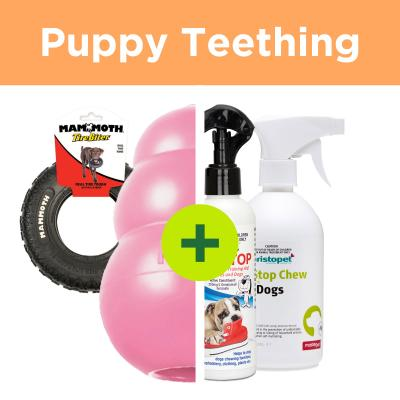 Stop Puppy Chewing - Tools Plus Toys For Dogs