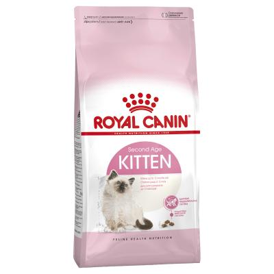 Royal Canin Kitten Food Plus KONG Toys For Cats