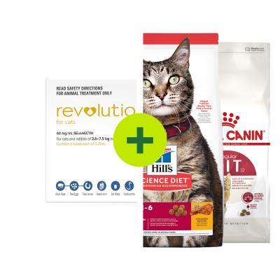 Revolution Plus Premium Food For Cats