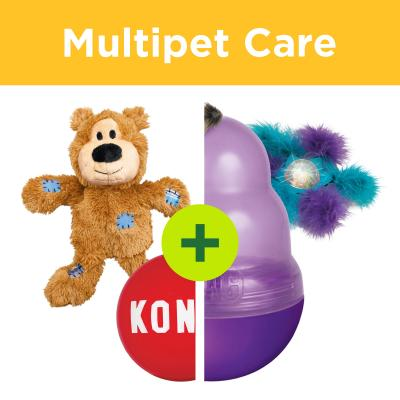 Multipet Plus - KONG Toys For Cats And Dogs