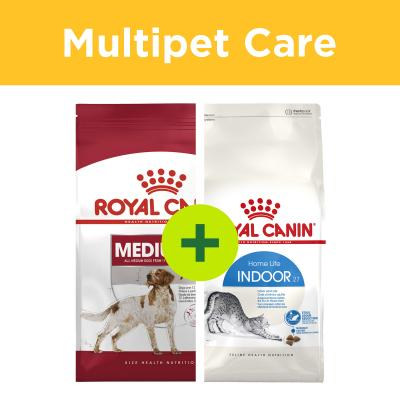 Multipet Plus - Royal Canin Food For Dogs And Cats