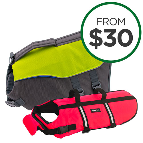 Buoyancy Life Vests