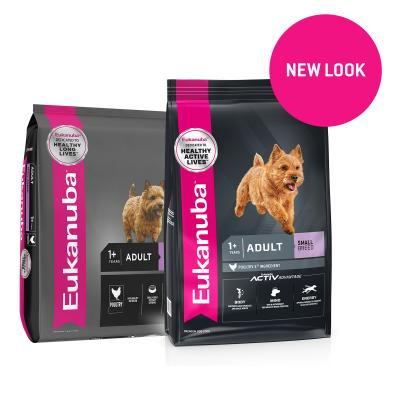 Eukanuba Small Breed Adult Dry Dog Food 15kg