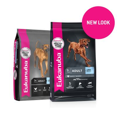 Eukanuba Large Breed Adult Dry Dog Food 30kg