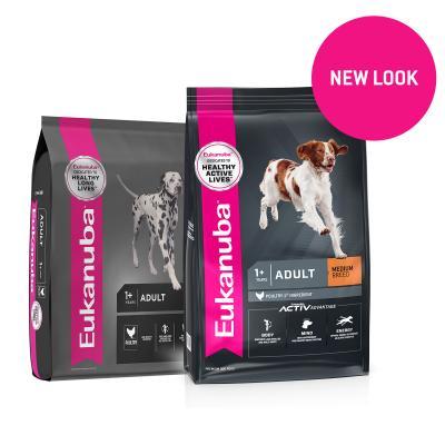 Eukanuba Medium Breed Adult Dry Dog Food 30kg