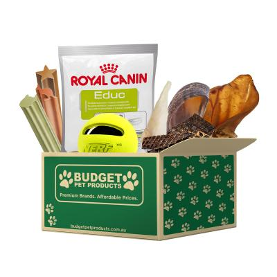 Easter Treatster Box Toys And Treats For Dogs