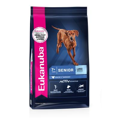Eukanuba Large Breed Senior 7+ Years Dry Dog Food 14kg