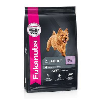 Eukanuba Small Breed Adult Dry Dog Food 15kg