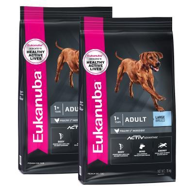 Eukanuba Large Breed Adult Dry Dog Food 30kg