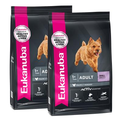 Eukanuba Small Breed Adult Dry Dog Food 30kg
