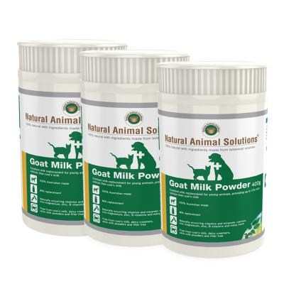 Natural Animal Solutions(NAS) Goat Milk Powder For Dogs And Cats 1.2kg