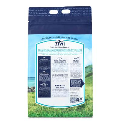 Ziwi Peak Grain Free Mackerel And Lamb Puppy And Adult Air Dried Meat Dog Food 1kg