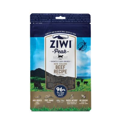Ziwi Peak Grain Free Beef Kitten And Adult Air Dried Meat Cat Food 400gm
