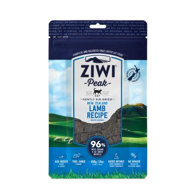 Ziwi Peak Grain Free Lamb Kitten And Adult Air Dried Meat Cat Food 400gm