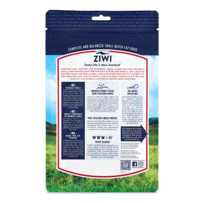 Ziwi Peak Grain Free Venison All Life Stages Air Dried Meat Cat Food 400gm