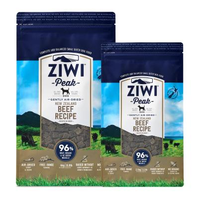 Ziwi Peak Grain Free Beef Puppy And Adult Air Dried Meat Dog Food 6.5kg