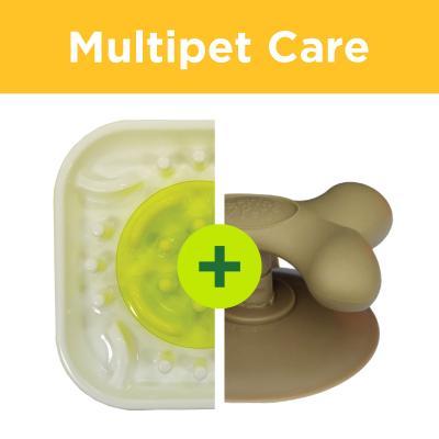 Multipet Plus - Slow Feeding Bowls For Multi Dog Households