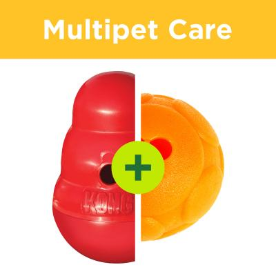 Multipet Plus - Slow Feeding Puzzles For Multi Dog Households