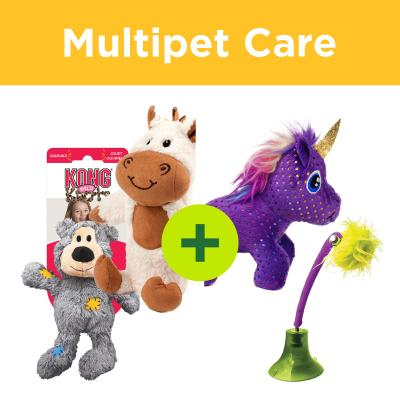 Multipet Plus - Toys For Cats And Dogs