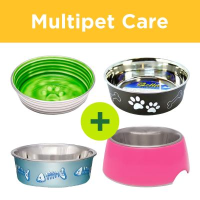 Multipet Plus - Loving Pet Bowls For Dogs And Cats