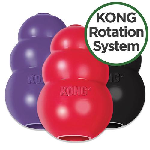 KONG Rotation System