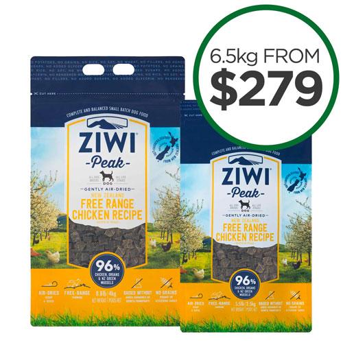 Ziwi Peak 6.5kg