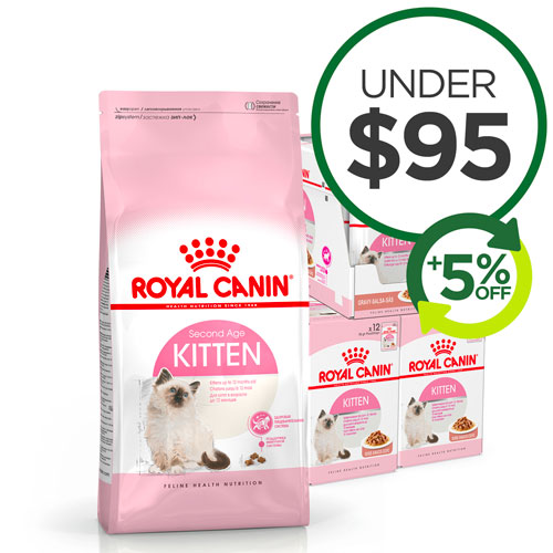 Royal Canin Dry With Wet