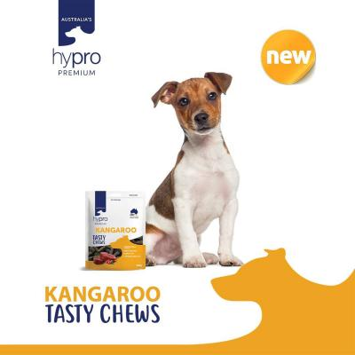 Hypro Premium Tasty Kangaroo Chew Treats For Dogs 200g