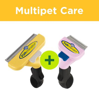 Multipet Plus - Furminator Deshedding Tools For Dogs And Cats