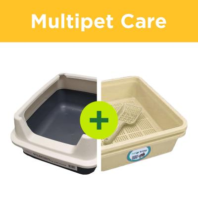 Multipet Plus - Litter Trays For Multicat Homes