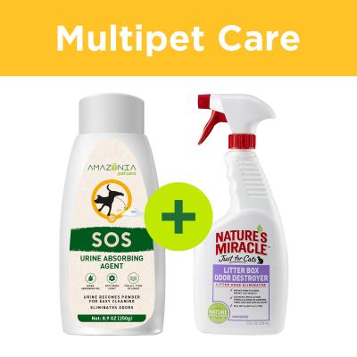 Multipet Plus - Toilet Hygiene For Dogs And Cats
