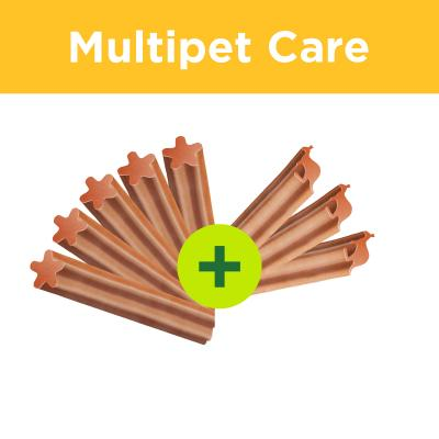Multipet Plus - Australian Pettreats Dental Treats For Multidog Homes