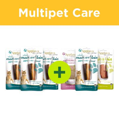Multipet Plus - Applaws Fish Treats For Multicat Homes