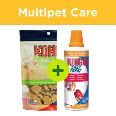 Multipet Plus - KONG Treats For Multi Dog Homes