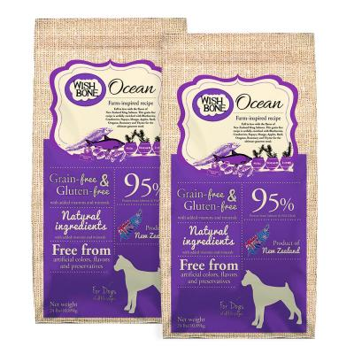 Wishbone Ocean Salmon Grain Free Dry Dog Food 21.76kg