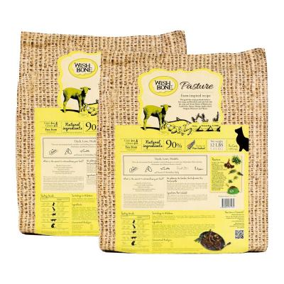 Wishbone Pasture Lamb Grain Free Dry Cat Food 10.88kg