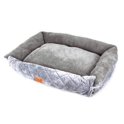 Freezack Convertible Soft Basket Sofa Large Bed For Dogs