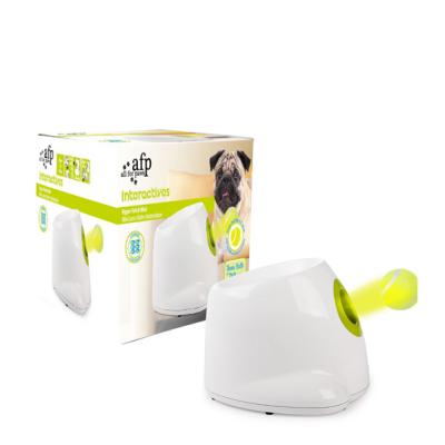 AFP Interactives Hyper Fetch Mini Ball Launcher Toy For Dogs