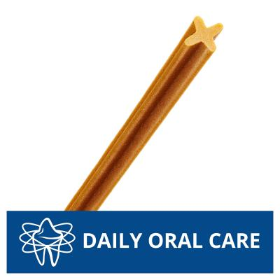 Pedigree Dentastix Daily Oral Care Dental Stick Small 7 Pack Treat For Dogs 110g