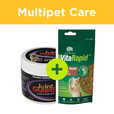Multipet Plus - Joint Care For Multicat Homes