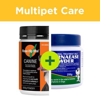 Multipet Plus - Joint Care For Multidog Homes