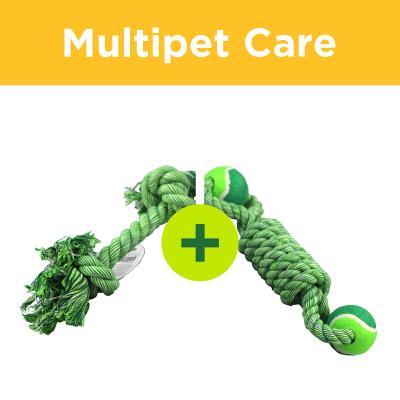MultiPet Plus - Ultra Fresh Fresh Breath Toys For Multidog Homes