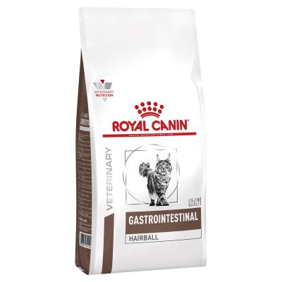 Royal Canin Veterinary Diet Feline Gastrointestinal Hairball Dry Cat Food 4kg