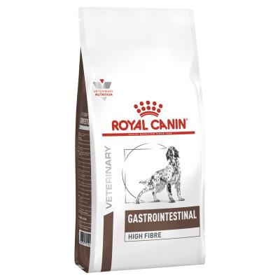 Royal Canin Veterinary Diet Canine Gastrointestinal High Fibre Dry Dog Food 14kg