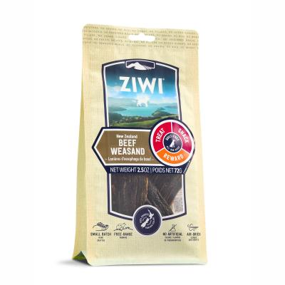 Ziwi Peak Beef Weasand Oral Chew Treats For Dogs 72g