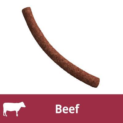 Schmackos Stix With Beef Treat For Dogs 180gm