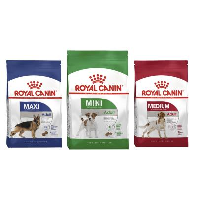 Royal Canin Dry Food For Puppy And Adult Dogs Plus Free Gift