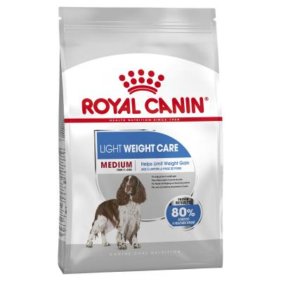 Royal Canin Light Weight Care Medium Adult Dry Dog Food 10kg