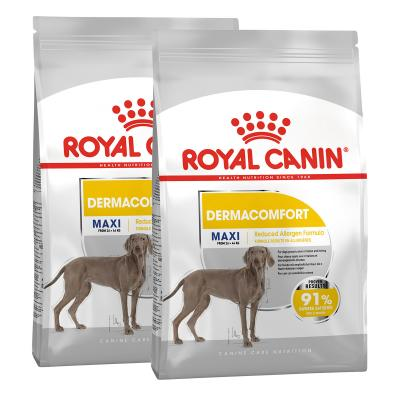 Royal Canin Dermacomfort Maxi Adult Dry Dog Food 20kg